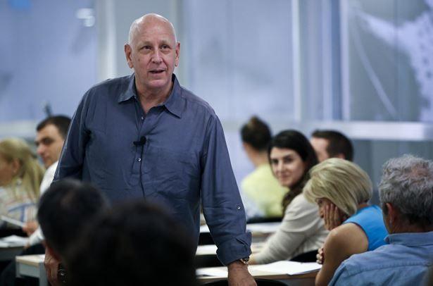 """Επιτυχής ολοκλήρωση του σεμιναρίου """"Leadership for a fractured world"""" στο Athens Tech College υπό τον Dr. Dean Williams"""