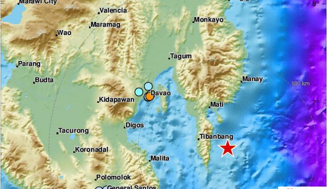 Σεισμός 5,6 Ρίχτερ στις Φιλιππίνες