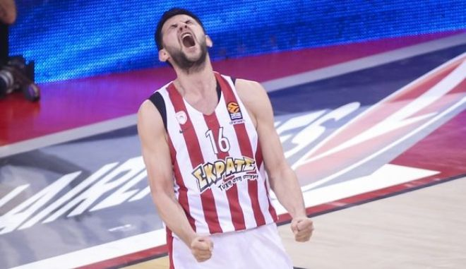 Λιοντάρι ο Ολυμπιακός - Νίκησε με 79-68 την Ζάλγκιρις και έκανε το 1-1