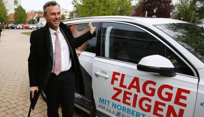 Άνω του 30% τα ποσοστά της ακροδεξιάς στην Αυστρία