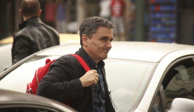 ΑΘΗΝΑ-Συνεδριάζει η Πολιτική Γραμματεία του ΣΥΡΙΖΑ// ΕΥΚΛΕΙΔΗΣ ΤΣΑΚΑΛΩΤΟΣ.(Eurokinissi-ΚΟΝΤΑΡΙΝΗΣ ΓΙΩΡΓΟΣ)