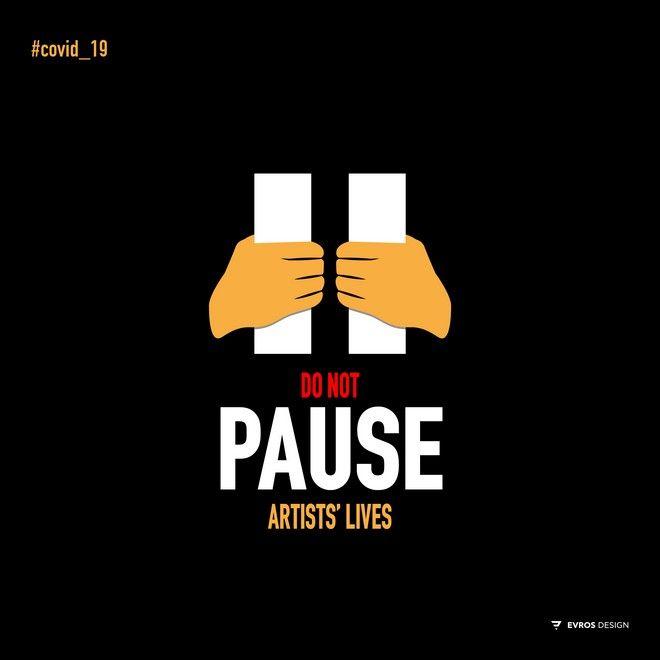 Do Not Pause Artist's Lives