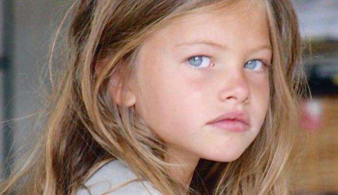 Thylane Blondeau: Πώς είναι σήμερα το ομορφότερο κορίτσι στον κόσμο του 2007