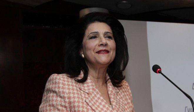 Η Ρόδη Κράτσα Τσαγκαροπούλου