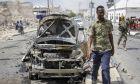 Σομαλία έκρηξη αυτοκινήτου