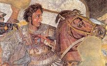 Βρέθηκε 'χαμένη' πόλη του Μεγάλου Αλεξάνδρου 2.000 χρόνια μετά