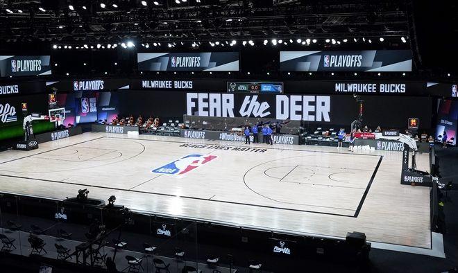 O αγώνας των Milwaukee Bucks με τους Orlando Magic που αναβλήθηκε
