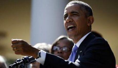 "O Ομπάμα κατηγορεί τους Ρεπουμπλικάνους για το ""κλείσιμο"" της κυβέρνησης των ΗΠΑ..."