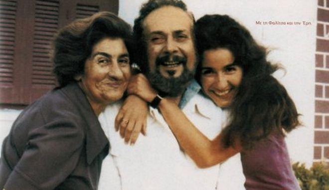 Έρη Ρίτσου: Ο πατέρας μου θα διαφωνούσε με τον Μίκη