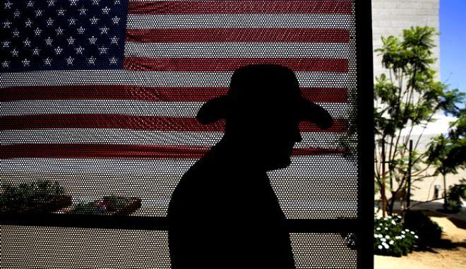 Φωτογραφία Αμερικανού βετεράνου