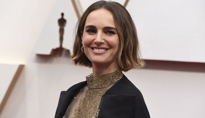 H Natalie Portman στα Όσκαρ 2020