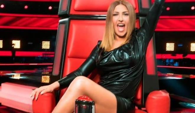 The Voice: Η Παπαρίζου δεν γνώρισε τον δημιουργό του τραγουδιού της