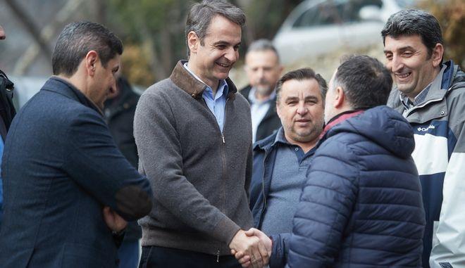 Μητσοτάκης: Εάν δεν μας ικανοποιεί η λύση στο Σκοπιανό, θα καταψηφίσουμε