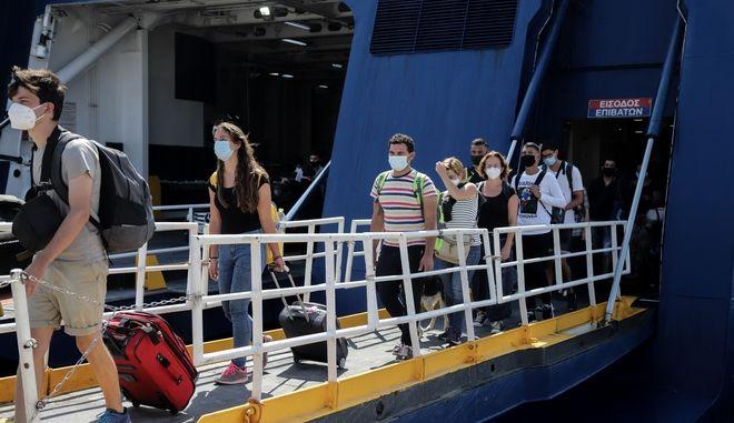 Θεσσαλονίκη: Λειτούργησε ξανά το λιμάνι μετά από τρία χρόνια