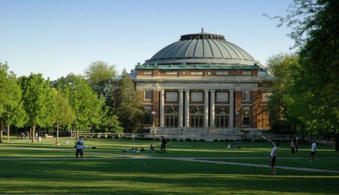 To University of Illinois όπου δουλεύει ένας εξ αυτών που αντιλήφθηκαν το νέο σκάνδαλο (Credit: Illinois.edu)