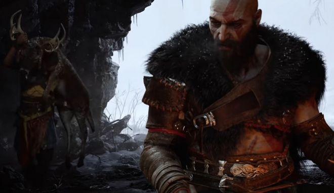 God of War: Ragnarok - Στη δημοσιότητα το πρώτο gameplay trailer