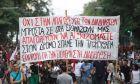 Πορεία διαμαρτυρίας κατά του νομοσχεδίου για τις διαδηλώσεις