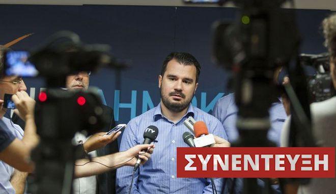 Παπαμιμίκος στο NEWS 247: Οι πολίτες δεν ασχολούνται με τον εσωτερικό μικρόκοσμο της ΝΔ