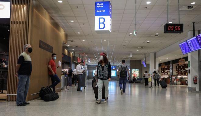 Στο -65% η επιβατική κίνηση στο Αεροδρόμιο της Αθήνας το πρώτο 6μηνο του 2020