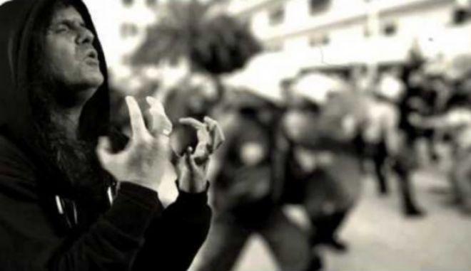 Αποκλειστικό: To φιλελληνικό video clip γερμανικού συγκροτήματος με πλάνα από διαδηλώσεις στην Αθήνα
