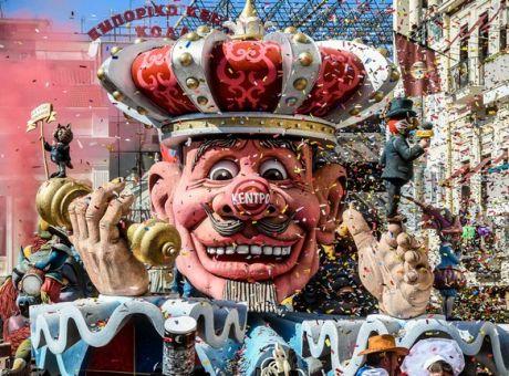 Καλοκαιρινό καρναβάλι στην Πάτρα - Το ανακοίνωσε ο Πελετίδης - Κοινωνία |  News 24/7