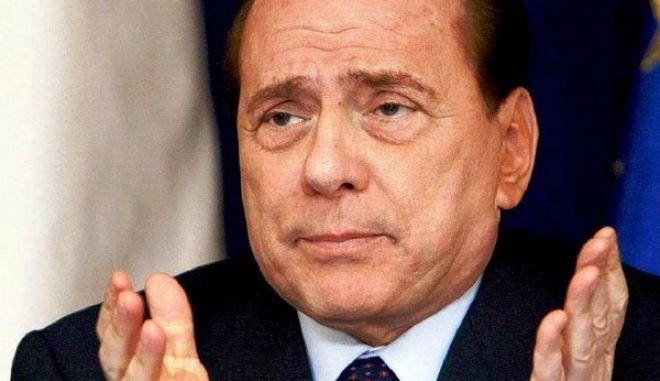 Ο Μπερλουσκόνι επιμένει να τεθεί επικεφαλής του Φόρτσα Ιτάλια στις ευρωεκλογές