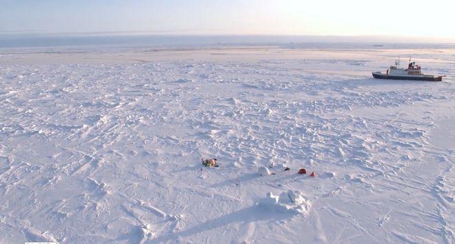 Ραντεβού στην Αρκτική: 600 επιστήμονες, 70 ερευνητικά κέντρα από 19 χώρες ενώνουν δυνάμεις για το κλίμα