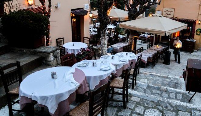 Εστιατόριο - Φωτό αρχείου