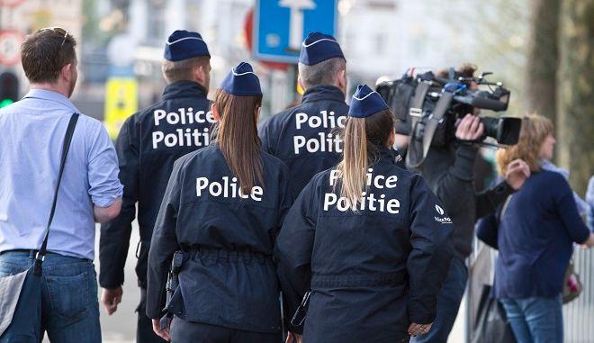 Αστυνομία στο Βέλγιο