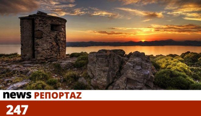 """Το NEWS 247 στην άγονη γραμμή της Ελλάδας: """"Θα έπρεπε να μας πληρώνουν κι όχι να μας διώχνουν"""", λένε οι κάτοικοι"""