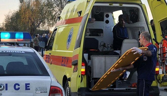 Τροχαίο δυστύχημα στην Λ. Κηφισίας με δύο νεκρούς και δύο τραυματίες