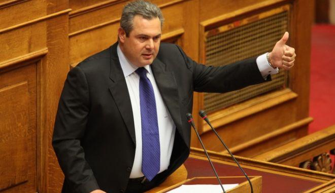 ΑΘΗΝΑ-Βουλή 2η μέρα - συζήτηση επί των προγραμματικών δηλώσεων της νέας κυβέρνησης// ΠΑΝΟΣ ΚΑΜΜΕΝΟΣ.(EUROKINISSI-ΓΙΑΝΝΗΣ ΠΑΝΑΓΟΠΟΥΛΟΣ)