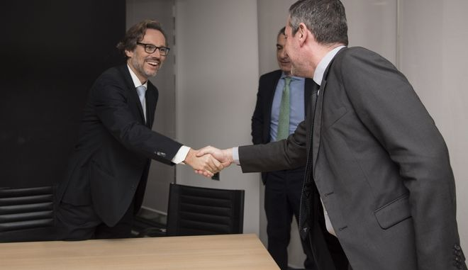Ο Πρέσβης της Γερμανίας επισκέφθηκε την 24MEDIA