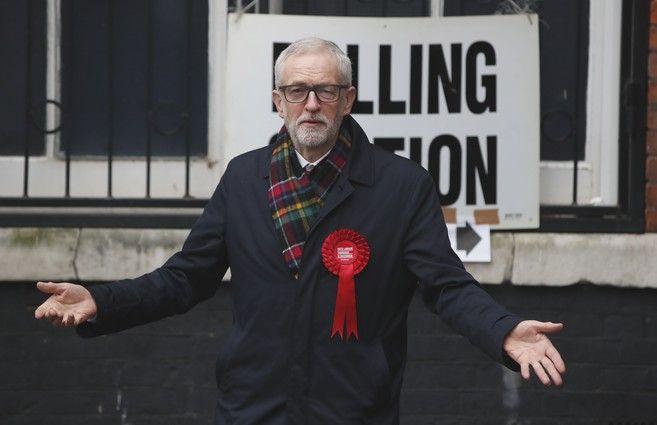 Εκλογές στη Βρετανία - Ο Τζέρεμι Κόρπιν