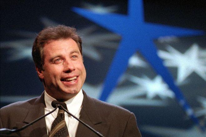 Ο ηθοποιός John Travolta