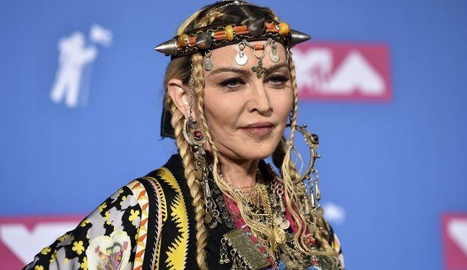 Η Μαντόνα στα MTV Video Music Awards το 2018