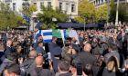 Η Ελλάδα αποχαιρετά τη Φώφη Γεννηματά - Συγκίνηση και δάκρυα στη Μητρόπολη