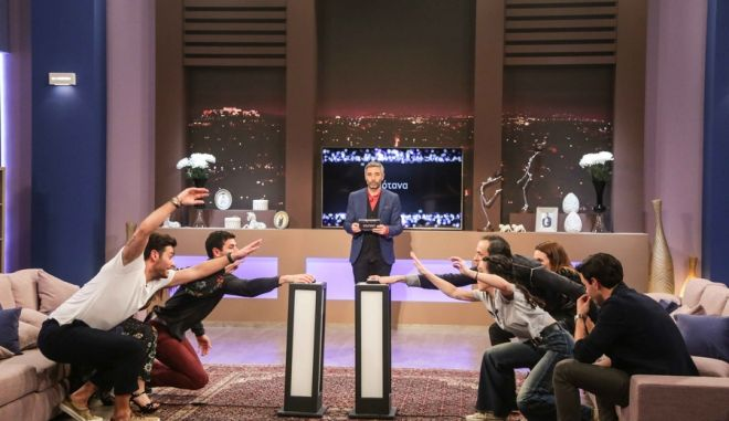 Celebrity Game Night: Το παιχνίδι τώρα ζεσταίνεται