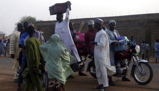 Νιγηρία. Φωτο αρχείου.