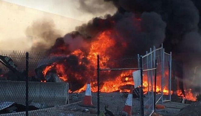 Αυστραλία: Αεροσκάφος συνετρίβη σε εμπορικό κέντρο. Πέντε νεκροί