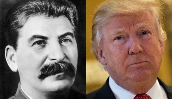 Corriere della Sera: Ο Τραμπ χρησιμοποιεί τη γλώσσα του Στάλιν