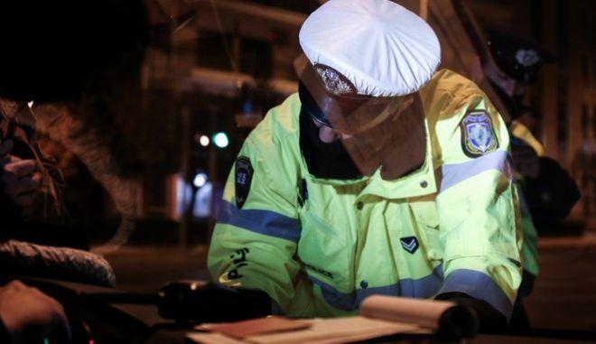 Πρόστιμα της αστυνομίας για μη τήρηση των μέτρων