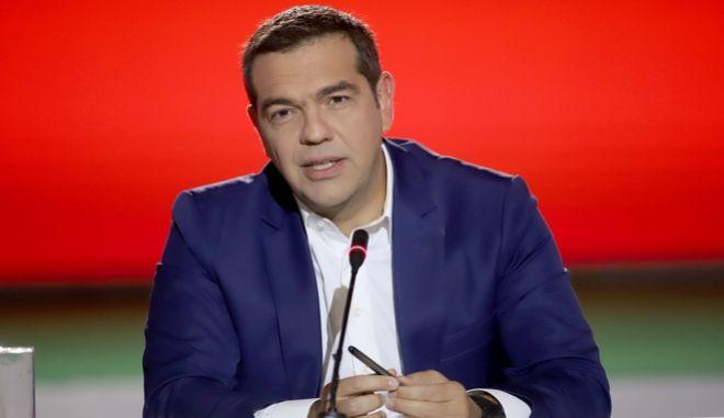 Τσίπρας στο News 24/7: Να μην αλλάξει ο κ. Μητσοτάκης το άρθρο 32 – Δικαιώθηκα για την επιλογή Παυλόπουλου