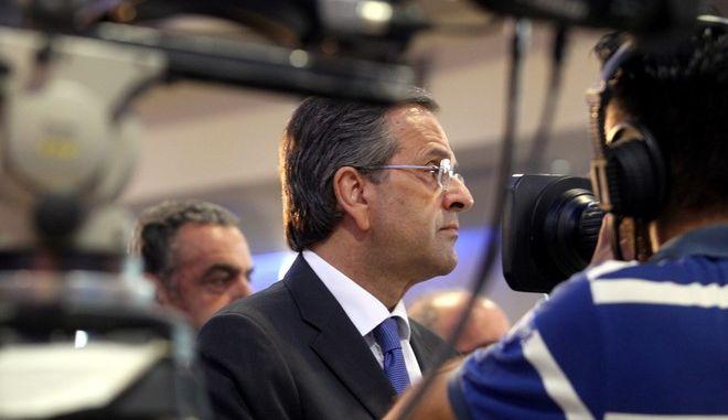 """ΣΥΡΙΖΑ: """"Παραληρηματική η ομιλία Σαμαρά"""""""