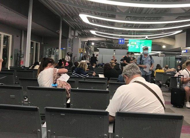Το πρώτο ταξίδι από Μιλάνο προς Αθήνα