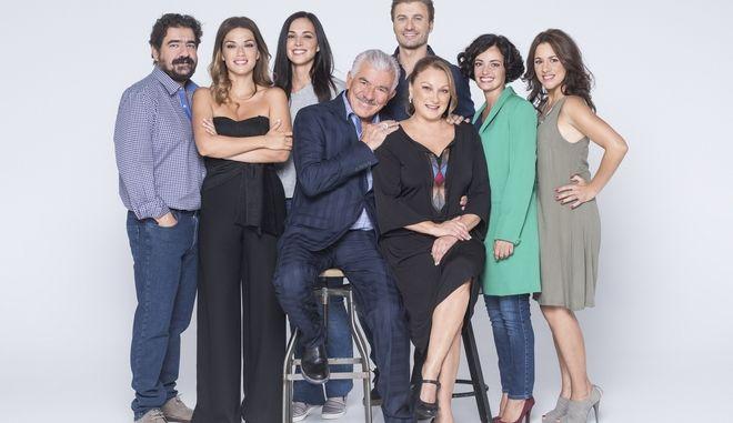 """Η οικογένεια Χαμπέα επιστρέφει στην πέμπτη σεζόν της σειράς """"Το Σόι Σου"""""""