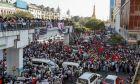Διαδήλωση στη Μιανμάρ κατά του στρατιωτικού πραξικοπήματος