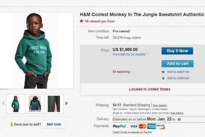 Η&Μ: Το 'coolest monkey' σήκωσε θύελλα. Άλλαξε σπίτι η οικογένεια του μοντέλου
