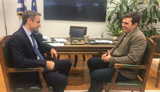 Υποψήφιος περιφερειάρχης Κρήτης με τη ΝΔ ο Αλέξανδρος Μαρκογιαννάκης
