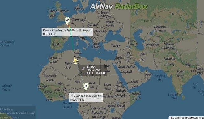 Γαλλία: Άκυρος ο συναγερμός στο αεροδρόμιο Ρουασί